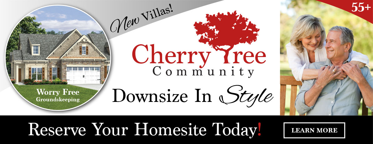 Cherry Tree Home Page Web Banner