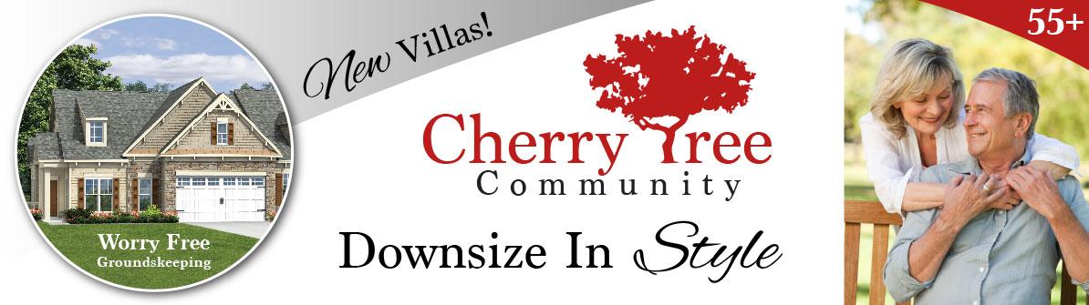 Cherry Tree Neighborhood Web Banner Ad