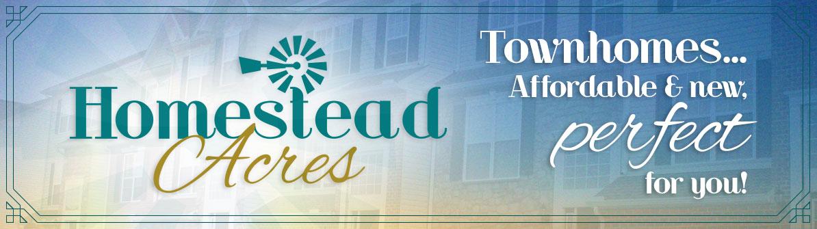 Homestead Acres Neighborhood Web Banner