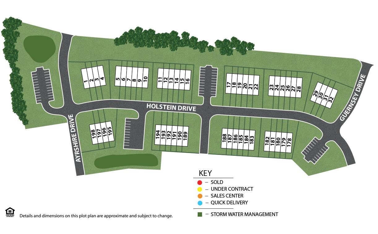 Homestead Acres Site Plan