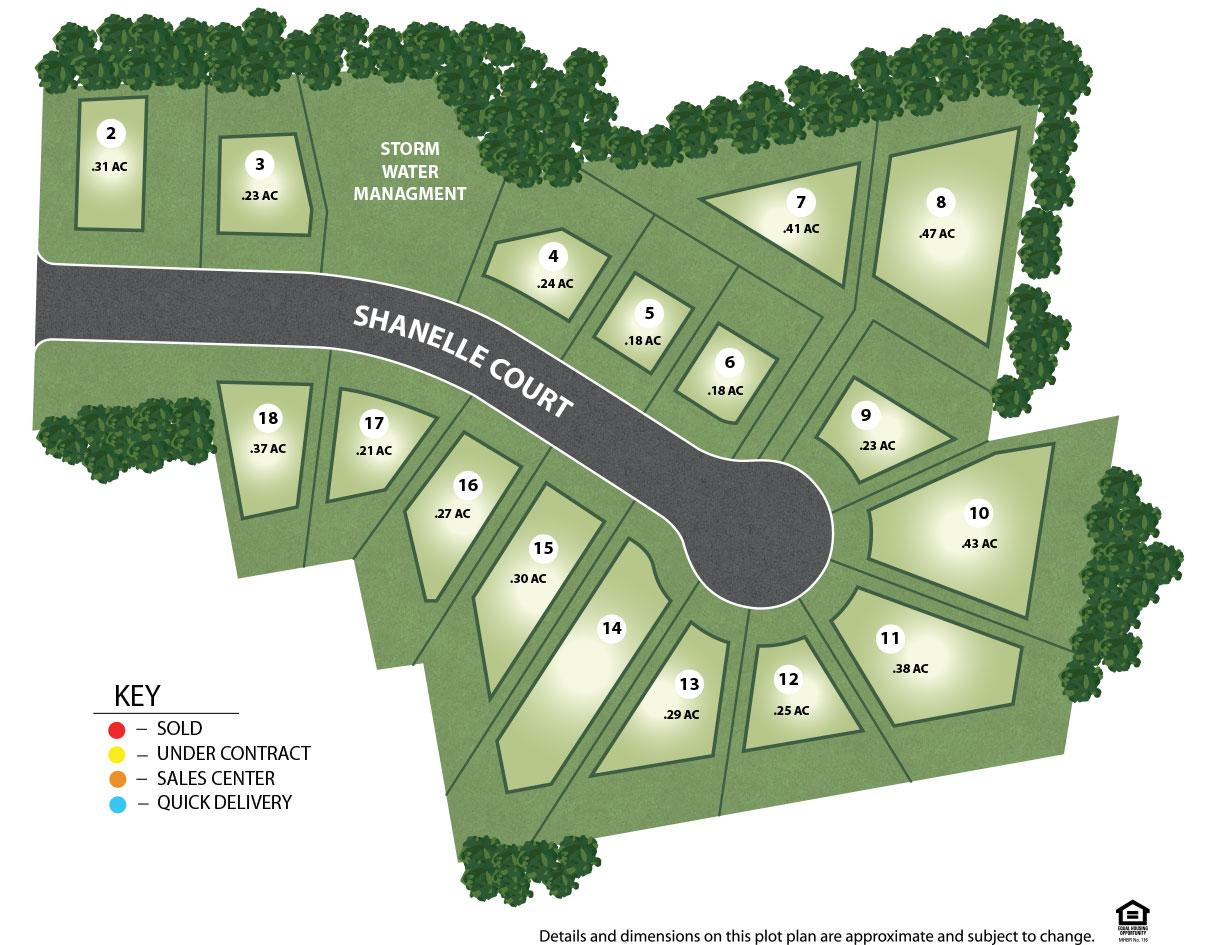 Northside Estates Site Plan