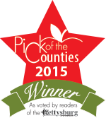 2015 Pick of the Counties Award Winner - JA Myers Homes