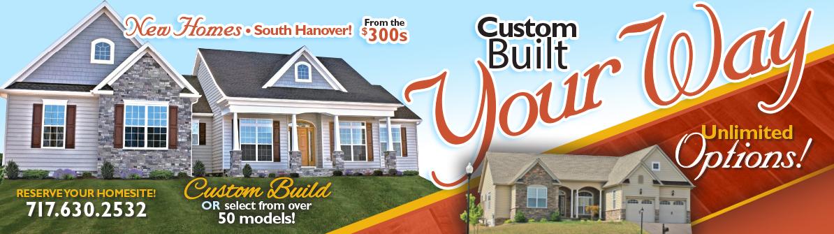 Thornbury Hunt, J.A. Myers Homes New Home Neighborhood