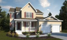Brandywine Standard Elevation Model Built By J.A. Myers Homes