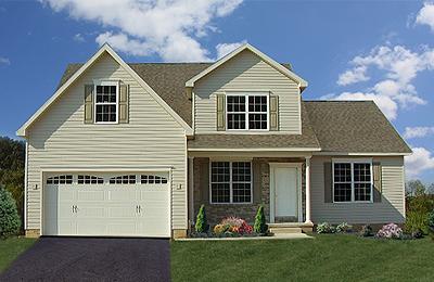 Ashlyn, J.A. Myers Homes Model Home