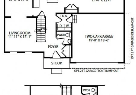 Oakmont 1st Floor