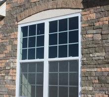 J.A. Myers Stone facade