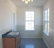 J.A. Myers Homes Utility Room Upgrade