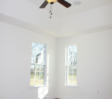 J.A. Myers Homes Tray Ceiling Upgrade