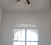 J.A. Myers Homes Cathedral Ceiling Upgrade