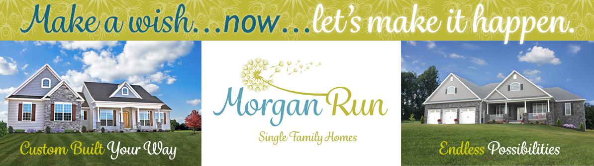 Morgan Run - J.A. Myers Homes New Home Neighborhood