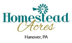 Homestead Acres Logo with Location