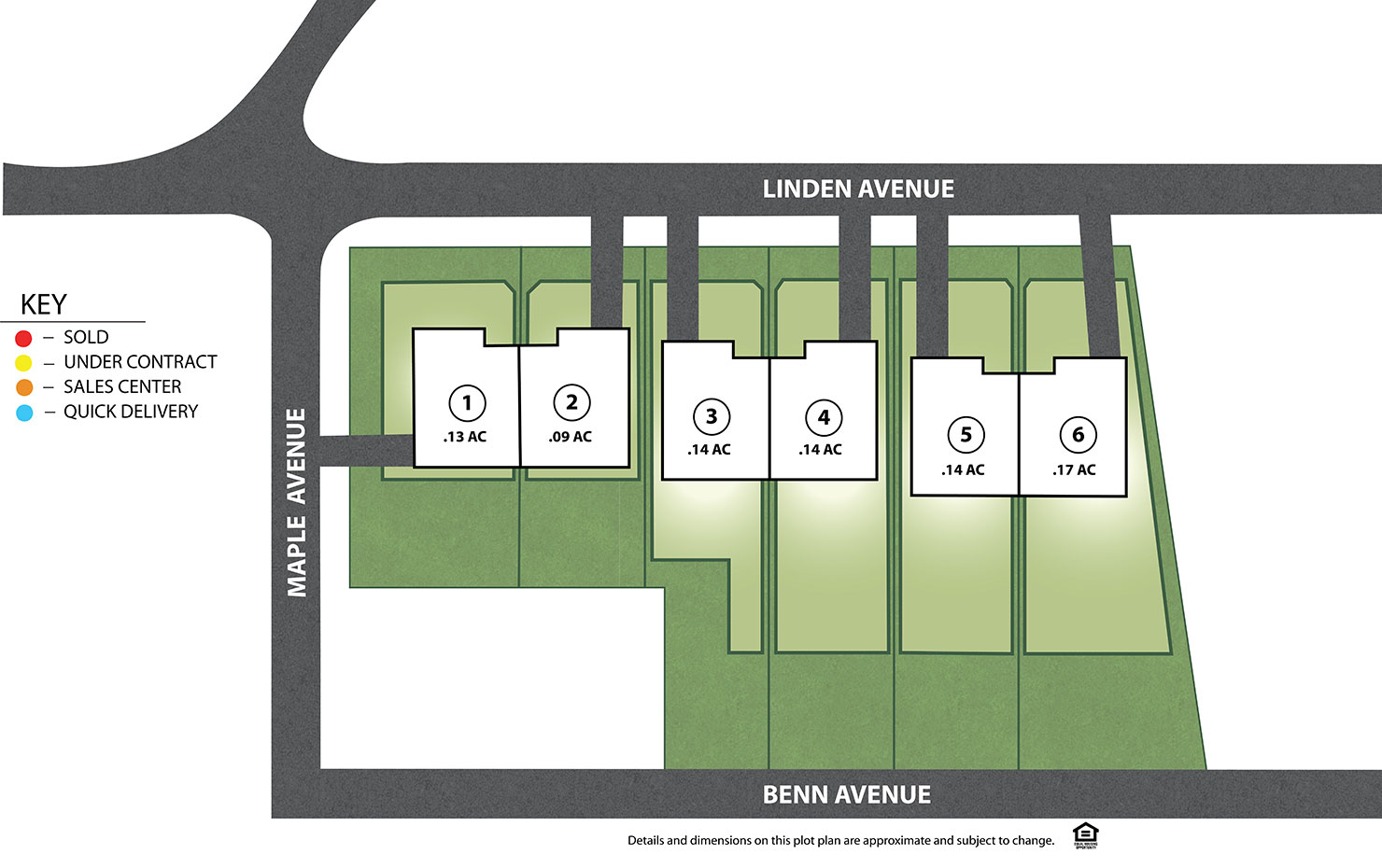 Linden Commons Site Plan