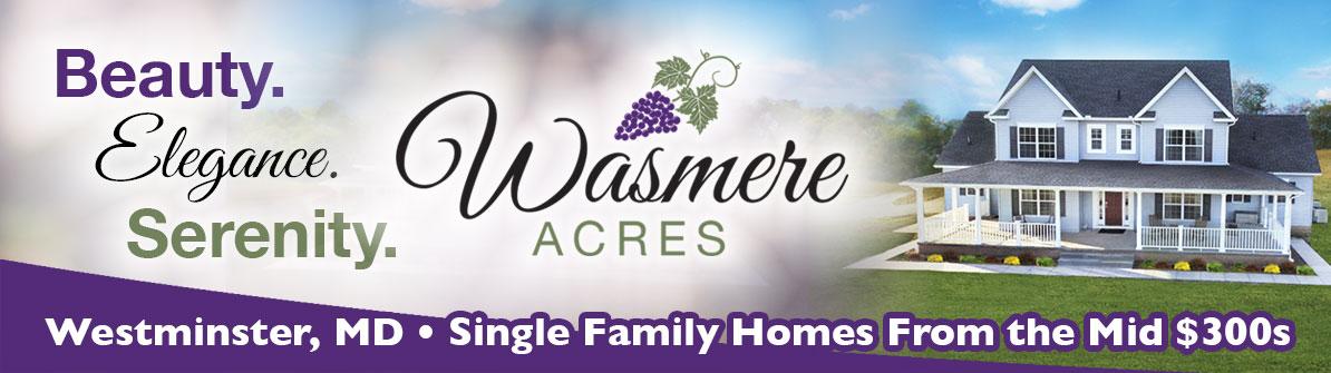 Wasmere Acres Neighborhood Web Banner