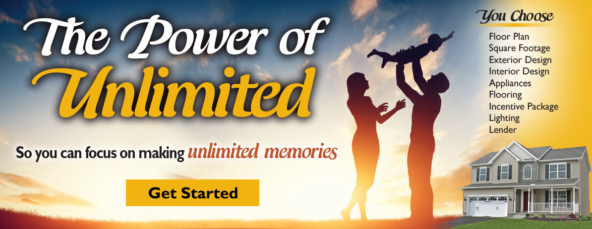 The Power of Unlimited So you can focus on making Unlimited Memories