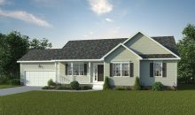 Madison Standard Elevation - J.A. Myers Homes
