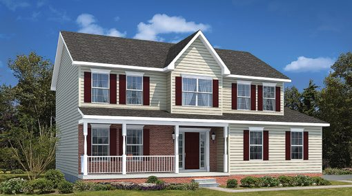 Oakmont Elevation B