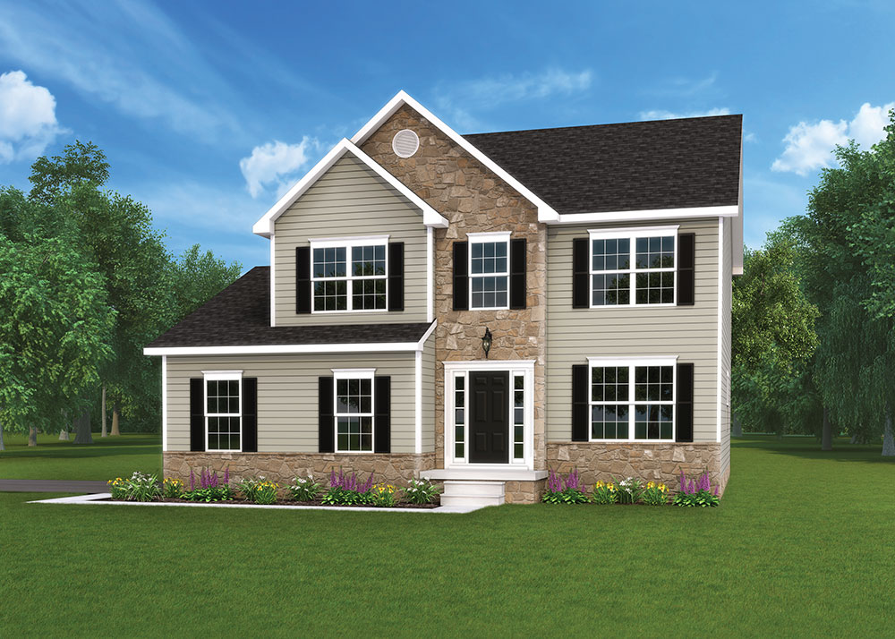 Sedona Model by J.A. Myers Homes in Hanover, PA