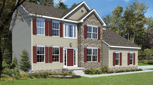 St. Andrews Elevation C