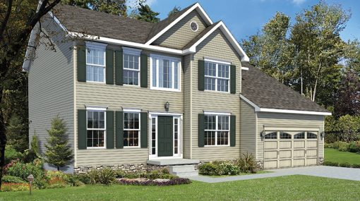 St. Andrews Standard Elevation