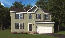 Aubrey Model Home Standard Built By J.A. Myers Homes