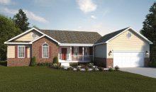 Eisenhower Standard Model built by J.A Myers Homes