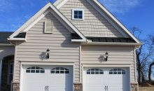 J.A. Myers Homes Garage Door and Siding Upgrades and Options