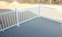 J.A Myers Homes Decking Upgrade