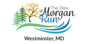 Morgan Run Logo with Westminster, MD location
