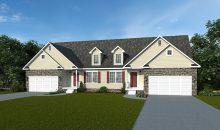 Addison Duplex Standard - J.A. Myers Homes