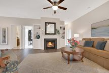 Interior photos of the 55+ villas at Cherry Tree in Hanover, PA