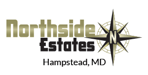 Northside Estates Logo with Location