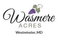 Wasmere Acres logo with location