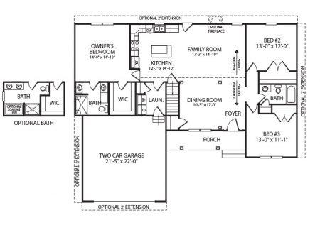 Northwood J A Myers Homes