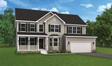 Monterey Model by J.A. Myers Homes in Hanover, PA