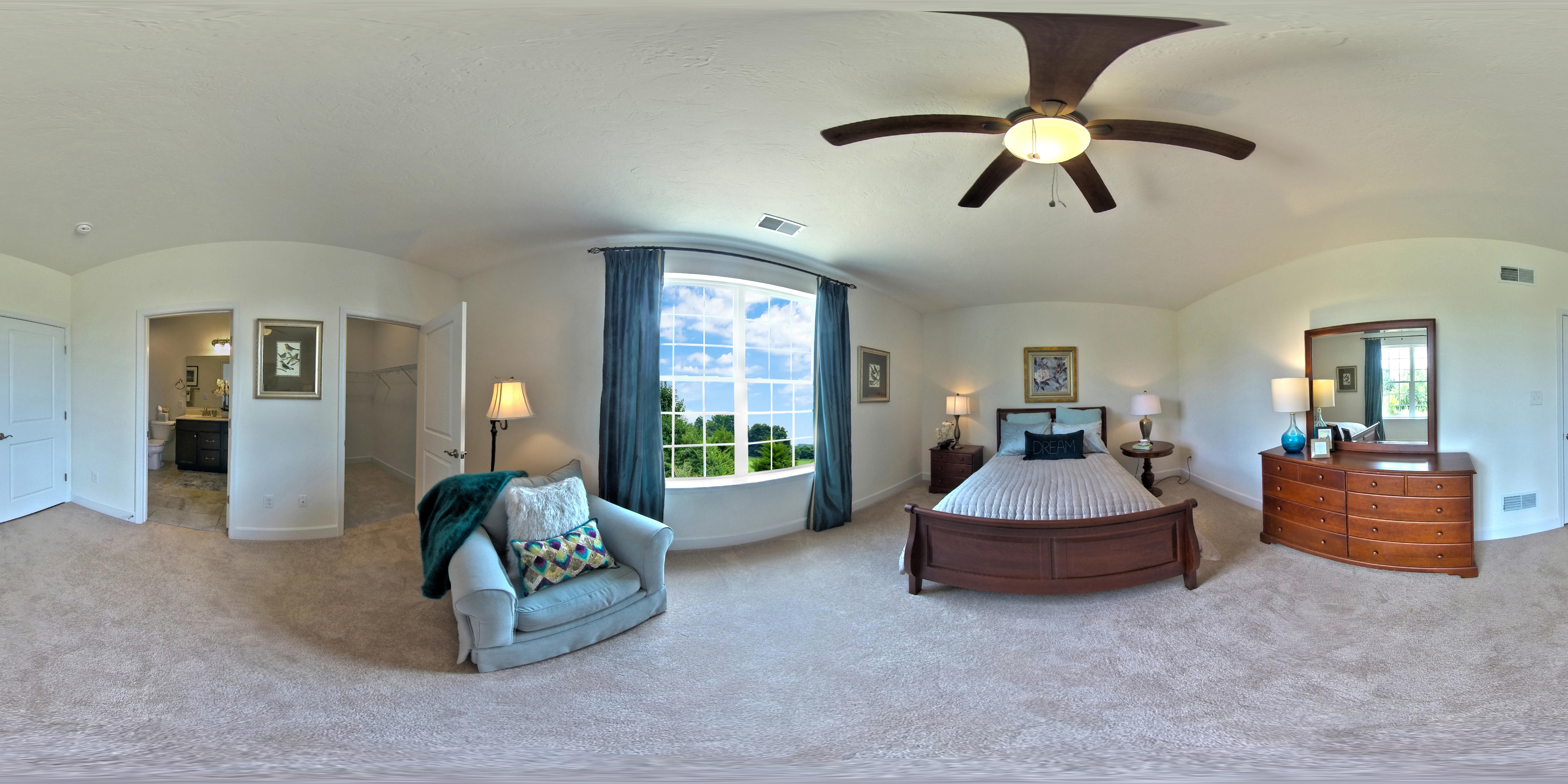 Marie Villa Owner's Bedroom