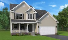Bentridge Standard Model two-story home by J.A. Myers homes in Hanover, PA
